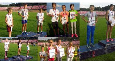 Šest medalja za Niški maraton