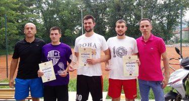 Završeno prvo izdanje Lige teniskih rekreativaca