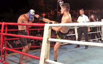 Kik-boks trofej Niša: dominacija domaćih boraca – Novak pobedio nokautom (VIDEO)