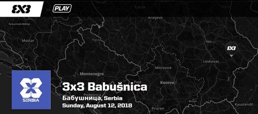 Još jedan 3×3 turnir na jugu Srbije – priključila se i Babušnica