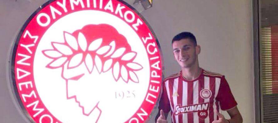 Mladi fudbaler Radničkog prešao u Olimpijakos
