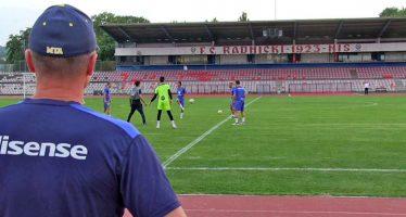 Makabi odradio trening na Čairu. Ivić poziva na oprez (VIDEO)