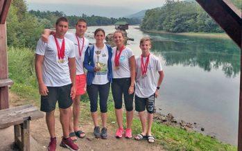 Uspeh mladih veslača Medicinara