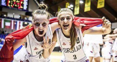 Talas mladih niških košarkaša u mlađim selekcijama Srbije