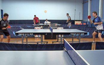 Tradicionalni Evrobalkan kup u stonom tenisu održan u Nišu (VIDEO)