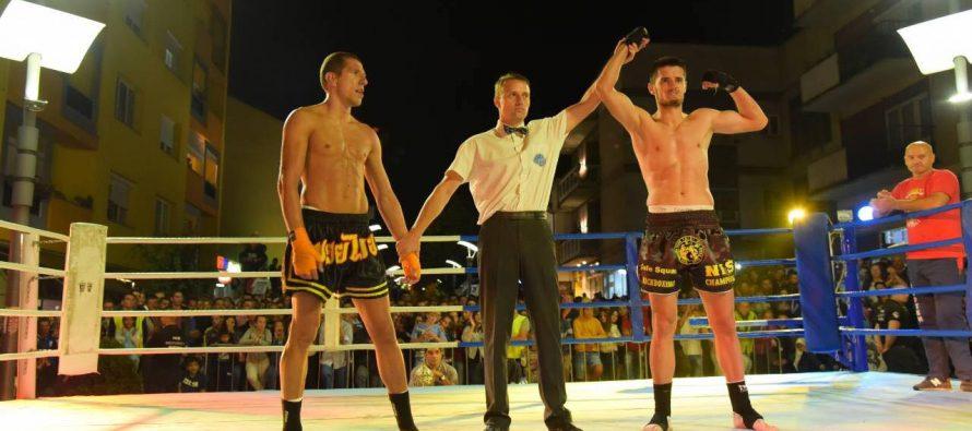 Novak Radulović trijumfovao na profesionalnoj reviji u Surdulici