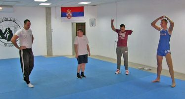 Atletski klub Železničar oformio i grupu sa osobama sa invaliditetom (VIDEO)