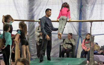 Gimnastičari iz Vlasotinca – sjajni rezultai i bez rekvizita za vežbanje (VIDEO)