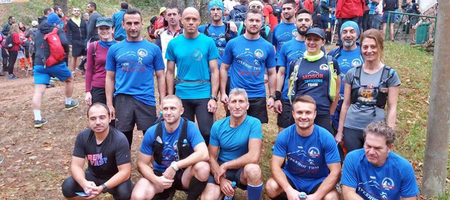 Niški Mosor drugi u ligi Srbije u planinskom trčanju