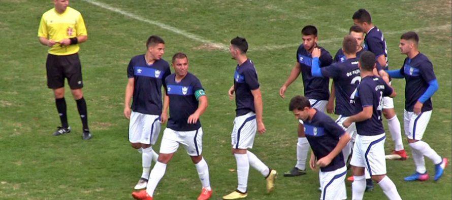 Piroćanci pregrmeli i gostovanje na Bubnju – primili gol, ali opet pobedili (VIDEO)