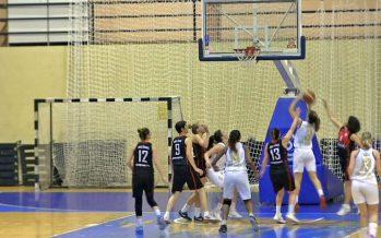 Prva pobeda košarkašica Studenta  (VIDEO)