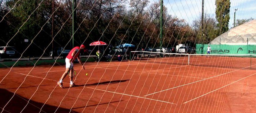 Zvezdi titula, TAŽ ekipni vicešampion Srbije u konkurenciji tenisera (VIDEO)