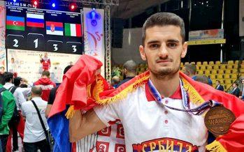 Novak Radulović treći na Evropskom prvenstvu