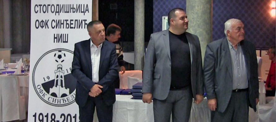 Najstariji niški sportski kolektiv proslavio jubilej (VIDEO)