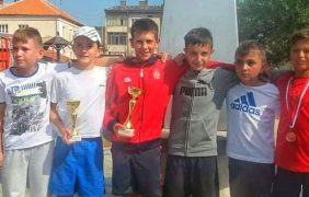 Masters vikend u Babušnici za najbolje male tenisere iz regiona