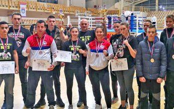 Kikbokseri Niša apsolutni šampioni Srbije i u 2018.
