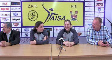 Naisa putuje na dvomeč sa Portugalkama (VIDEO)
