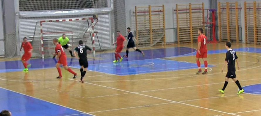 Futsal sa mnogo entuzijazma (VIDEO)