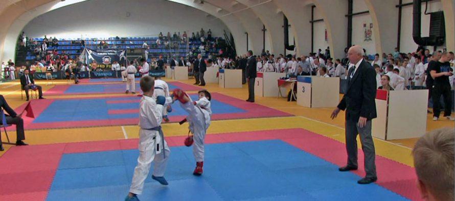 """16. Otvoreno prvenstvo Niša u karateu održano u """"Šivari"""" (VIDEO)"""