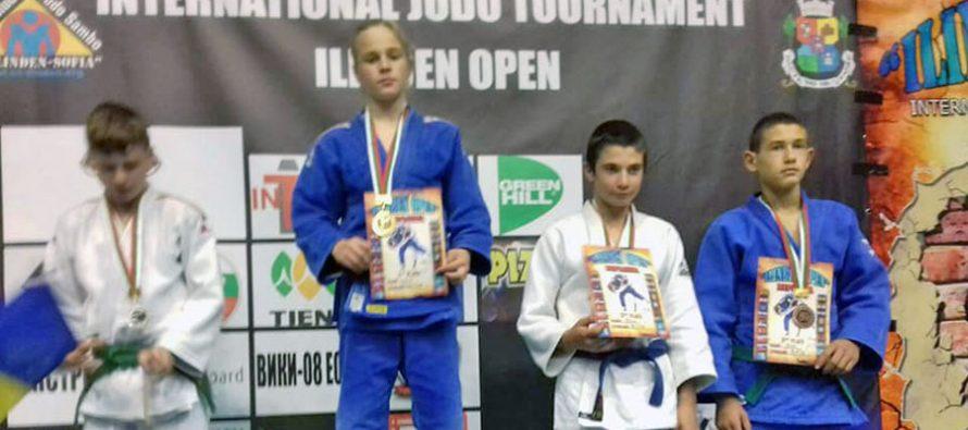 Mladi aleksinački džudista osvojio zlato na prestižnom turniru u Bugarskoj
