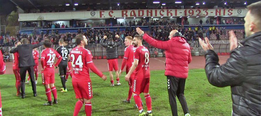 """Radnički na proleće sa 5 """"top pojačanja"""", ali možda i sa novim trenerom (VIDEO)"""
