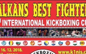 """Počinje """"Balkan best fighters"""""""