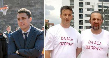 Specijalno priznanje za Branislava Kačara. Novinari godine – Dragan Panajotović i Branislav Ignjatović
