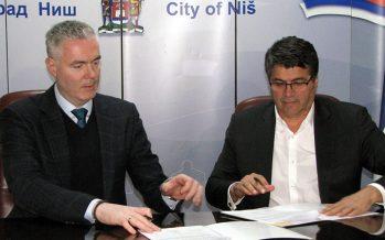 U Nišu potpisan ugovor o organizaciji Kupa Radivoja Koraća