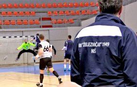 Uspešna provera Železničara protiv lidera makedonskog prvenstva (VIDEO)