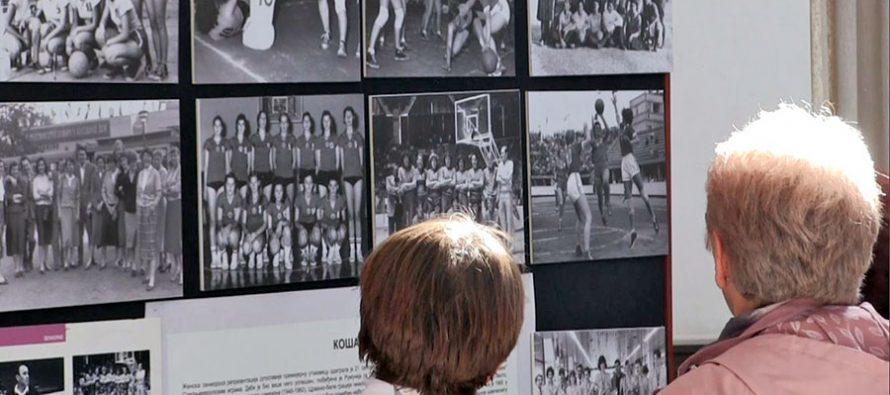 Tribine, izložbe i promocije posvećene zdravom životu, ženskom sportu, košarci… (VIDEO)