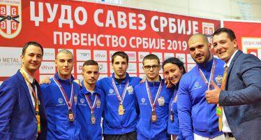 Džudisti Kinezisa pokupili medalje na državnom prvenstvu