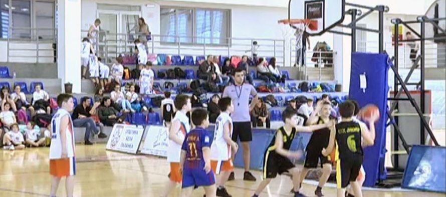 Festival dečije košarke u Beloj Palanci (VIDEO)