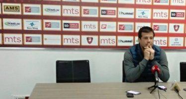 Lalatović pred polufinale Kupa sa Partizanom: Pokazali smo da možemo da igramo protiv njih