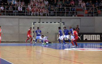 Krenula prodaja ulaznica za futsal kvalifikacioni turnir u Nišu (VIDEO)