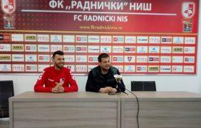 Plej-of: Radnički dočekuje Partizan