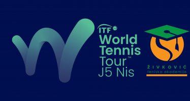 250 tenisera i teniserki iz celog sveta stiže u Niš