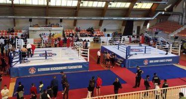 Niški kikbokseri uspešni na prvenstvu Srbije u K1 disciplini