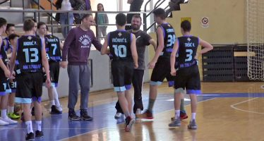 Veliki uspeh mladih košarkaša Trijumfa (VIDEO)