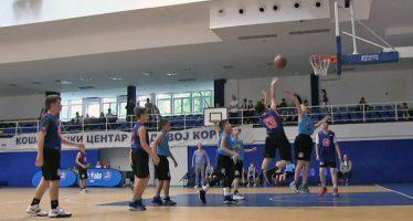 Finale Junior NBA lige bez niških škola (VIDEO)