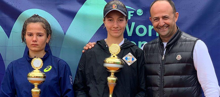 Prva ITF titula za nišku teniserku