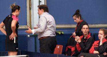 Niške stonoteniserke zaustavljene u polufinalu plej ofa (VIDEO)