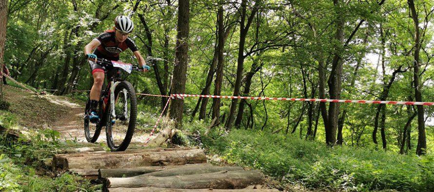 Niška Banja sjajan domaćin takmičenja u planinskom biciklizmu (VIDEO)
