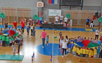 """Održana prva """"Pužićijada"""" – olimpijada za najmlađe"""