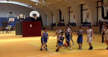 """KK Marinos organizovao Mini basket turnir u """"Šivari"""" (VIDEO)"""