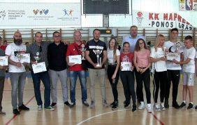 Nagrađeni najbolji u školskom sportu u Aleksincu (VIDEO)