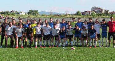 Mali grčki fudbaleri vole da dolaze u Niš (VIDEO)