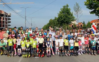 Rolerijada na Somborskom bulevaru postaje sportski brend Panteleja (VIDEO)