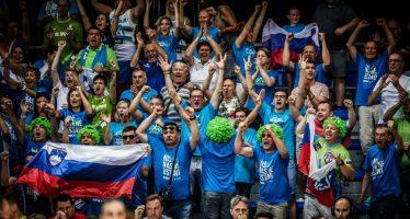 Slovenija do prve pobede protiv Turske