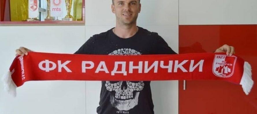 Radnički jača napad, Milan Bojović stigao na Čair