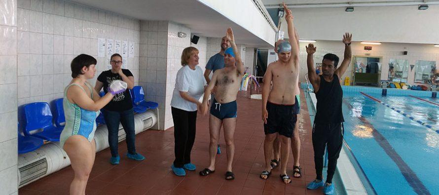 Asocijacija adaptivnog plivanja Srbije realizovala akciju u Bugarskoj